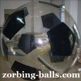Soccer Water Ball, Zorb on Water, Football Water Zorb