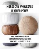 Pufs marroquíes al por mayor
