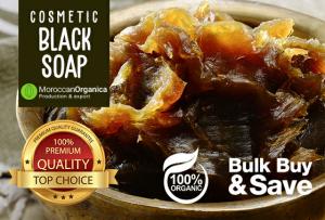 Bulk Moroccan Black Soap Wholesale Supplier