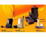 WT-480 UHF PLL 16 CH. TRANSLATION TOUR-GUIDE-SYSTEM