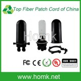 Fiber optic splice closure dome fiber splice closure