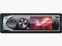 "1 DIN coche reproductor de DVD con pantalla LCD de 3 """
