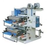 Yt Model Two Color Flexo Printing Machine