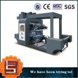 2-color 600mm High Speed Flexo printing machine